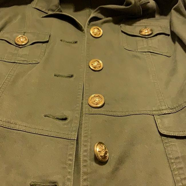 Tory Burch Military Jacket Image 4
