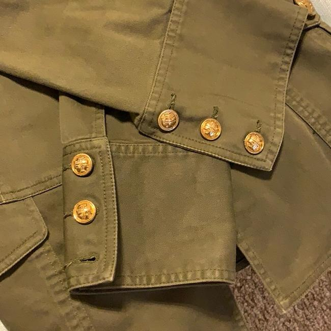 Tory Burch Military Jacket Image 5