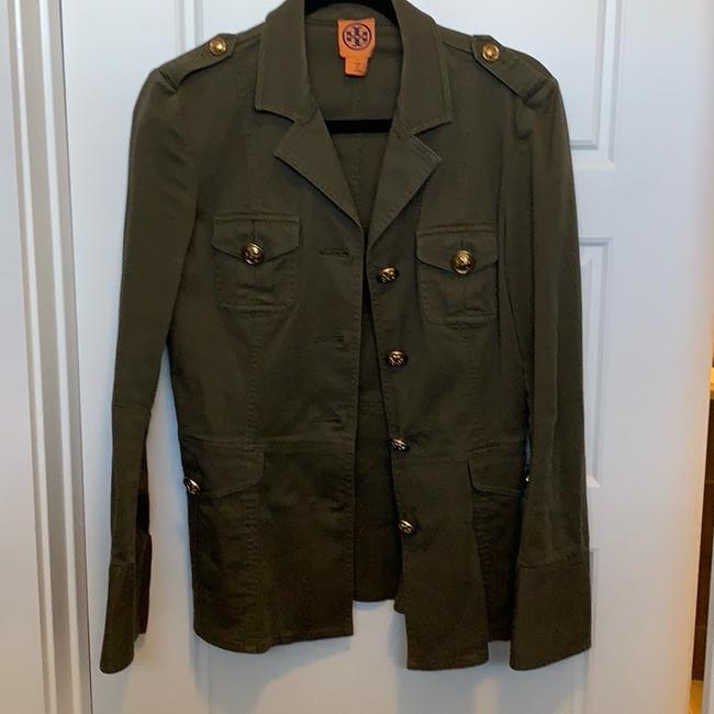 Tory Burch Military Jacket Image 6