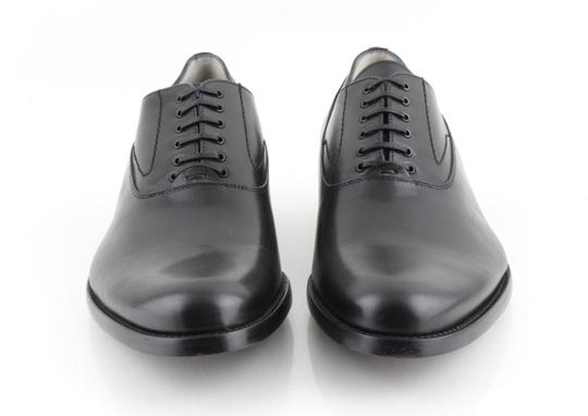 Alexander McQueen Black Oxford Shoes Image 2