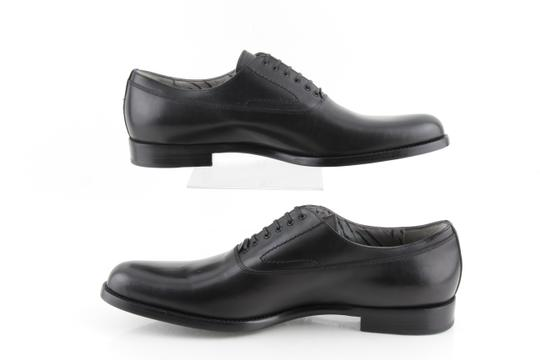 Alexander McQueen Black Oxford Shoes Image 3