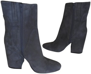 Kendall + Kylie Ankle Suede New No Box gray Boots