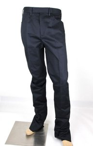 Gucci Blue Men's Military Cotton Drill Pant It 48r/Us 32 406453 4440 Groomsman Gift