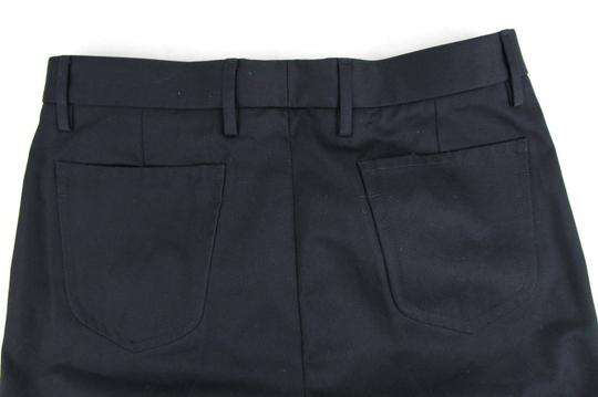 Gucci Blue Men's Military Cotton Drill Pant It 48r/Us 32 406453 4440 Groomsman Gift Image 7