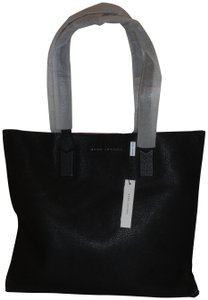 Marc by Marc Jacobs Designer Leather Tote in Black