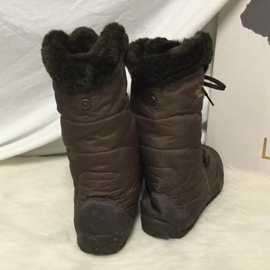 The North Face brown. Boots Image 4