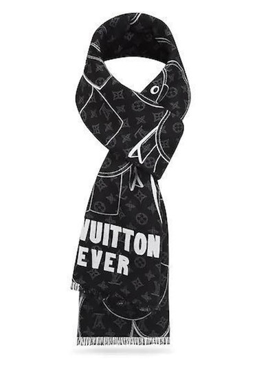Louis Vuitton Louis Vuitton Limited Edition - ETOLE VIVIENNE Scarf Image 1
