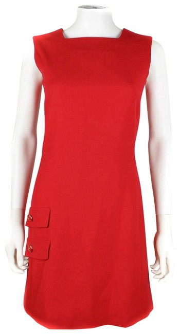 Preload https://img-static.tradesy.com/item/24125373/versace-red-sleeveless-with-pockets-short-casual-dress-size-2-xs-0-1-650-650.jpg