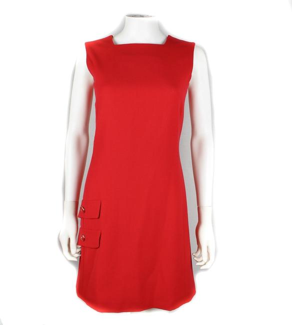 Versace short dress Red on Tradesy Image 10