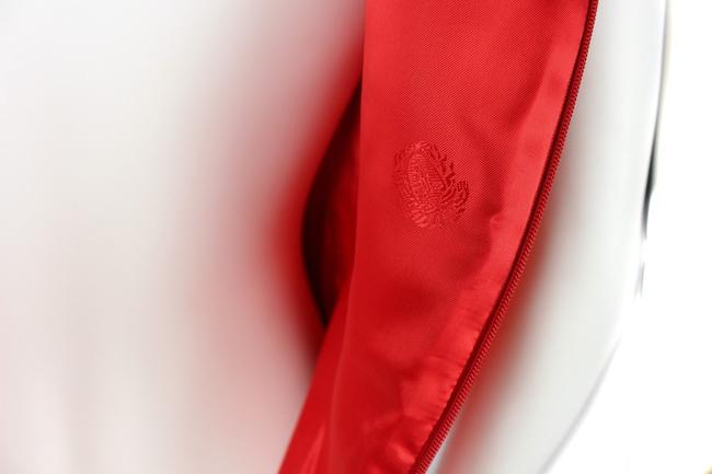 Versace short dress Red on Tradesy Image 8