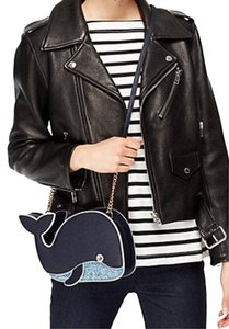 Kate Spade Whale Saffiano Leather Cross Body Bag - item med img