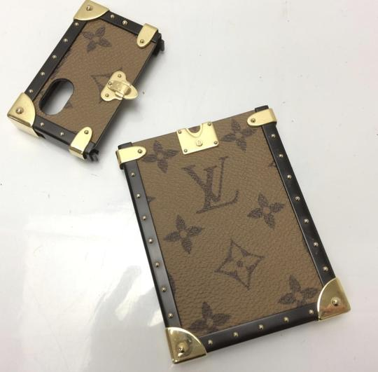 Louis Vuitton Louis Vuitton Reverse Canvas Trunk Iphone 7 Case Wallet Image 3