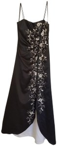 Blondie Nites Gown & Sequins Embroidered Dress