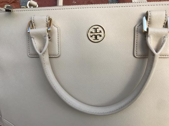 Tory Burch Tote in Toasted Wheat Image 2