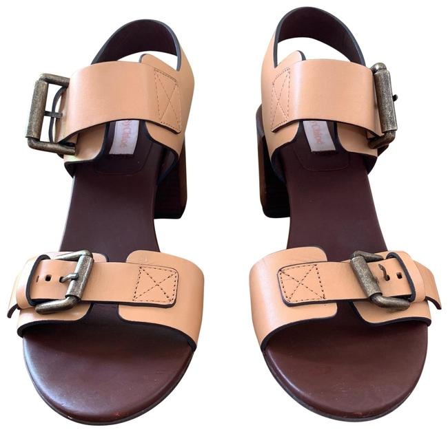 See by Chloé Tan Romy City Sandals Size EU 37.5 (Approx. US 7.5) Regular (M, B) See by Chloé Tan Romy City Sandals Size EU 37.5 (Approx. US 7.5) Regular (M, B) Image 1