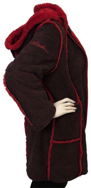 Preload https://img-static.tradesy.com/item/24125686/moschino-brown-womans-faux-coat-size-4-s-0-1-650-650.jpg