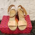 Tory Burch Natural Wedges Image 0