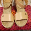 Tory Burch Natural Wedges Image 1