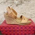 Tory Burch Natural Wedges Image 2