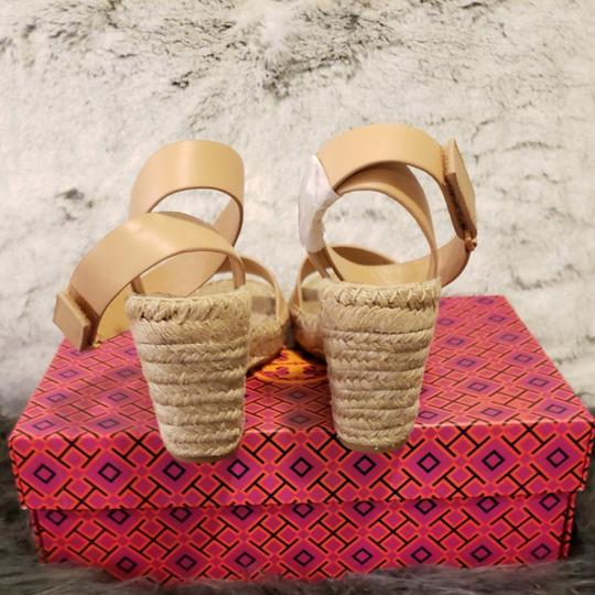 Tory Burch Natural Wedges Image 3