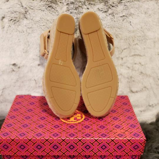 Tory Burch Natural Wedges Image 4