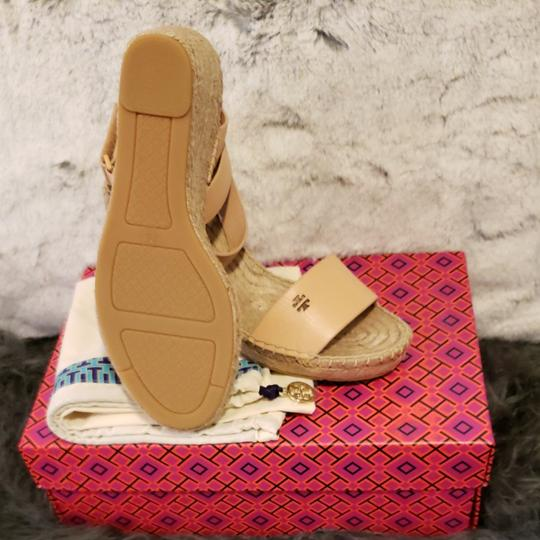 Tory Burch Natural Wedges Image 5