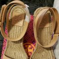 Tory Burch Natural Wedges Image 6