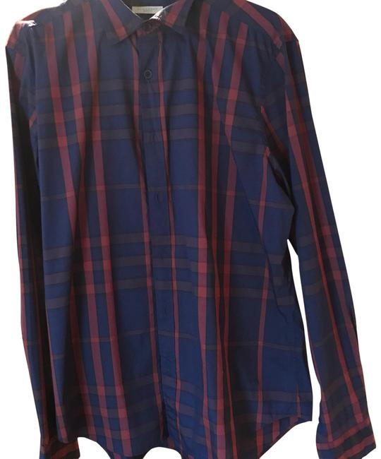 Preload https://img-static.tradesy.com/item/24125927/burberry-brit-classic-check-button-down-top-size-os-one-size-0-1-650-650.jpg