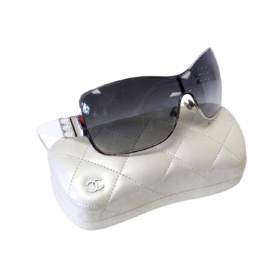 4426f3dad051f Chanel Collection Perle Sunglasses - Tradesy