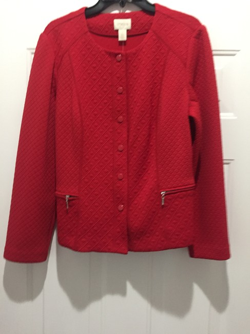 CHICO RED Jacket Image 2