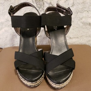 Charles by Charles David Black Wedges