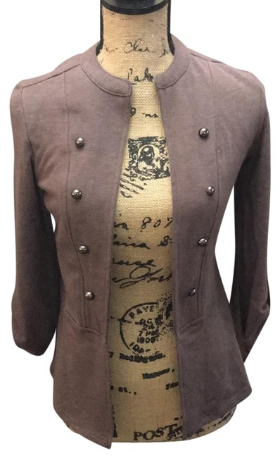 Preload https://img-static.tradesy.com/item/24125992/maurices-taupe-cotton-stretch-cardiganjacket-cardigan-size-0-xs-0-1-650-650.jpg