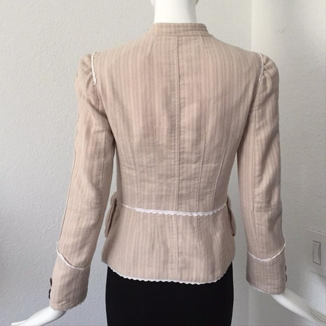 Marc Jacobs pink and white Blazer Image 1