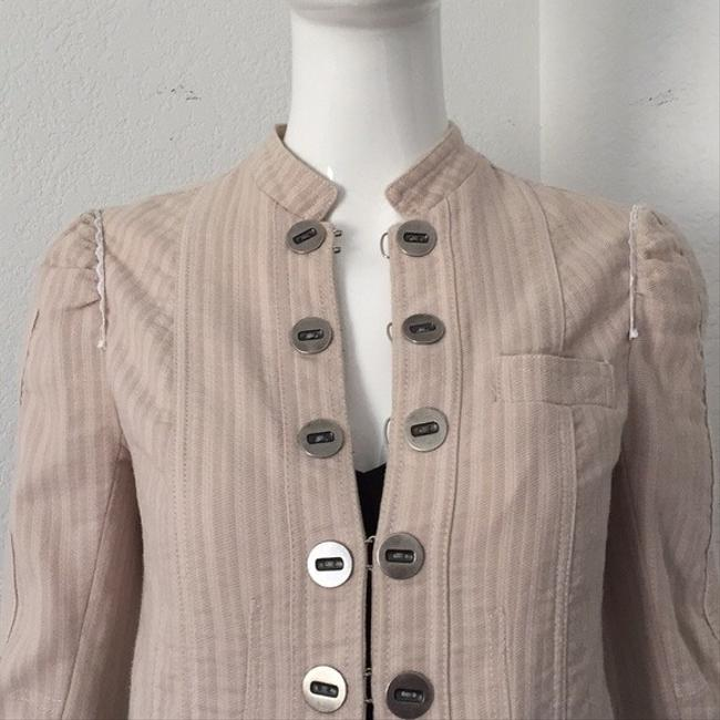 Marc Jacobs pink and white Blazer Image 4
