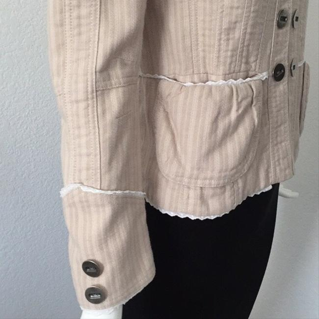 Marc Jacobs pink and white Blazer Image 6