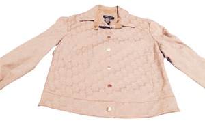 BCBGMAXAZRIA Tan Jacket