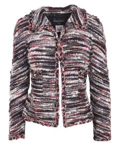 Chanel Tweed Multicolor Jacket