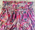 Onzie Multicolor Baggy Miguel One with Body Pants Size 6 (S, 28) Onzie Multicolor Baggy Miguel One with Body Pants Size 6 (S, 28) Image 11