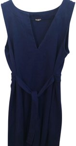 J Crew short dress blue on Tradesy