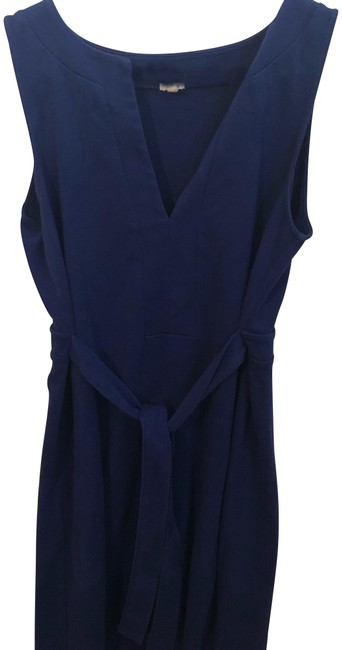 Preload https://img-static.tradesy.com/item/24126207/jcrew-blue-regular-mid-length-short-casual-dress-size-2-xs-0-1-650-650.jpg