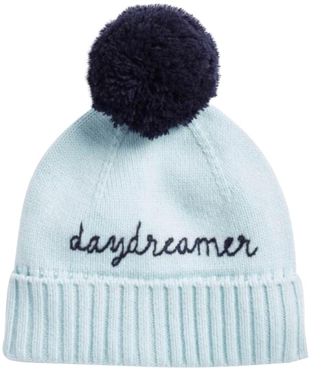 Preload https://img-static.tradesy.com/item/24126208/kate-spade-ice-blue-day-dreamer-beanie-hat-0-1-540-540.jpg