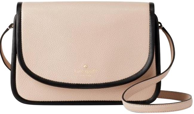 Item - Ivy Ward Place Rose Cloud Leather Cross Body Bag
