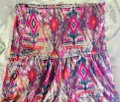 Onzie Multicolor Baggy Miguel One with Body Pants Size 8 (M, 29, 30) Onzie Multicolor Baggy Miguel One with Body Pants Size 8 (M, 29, 30) Image 2