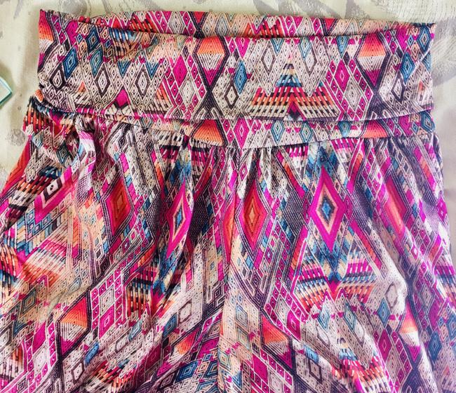 Onzie Relaxed Multicolor Baggy Pants Multi Image 2