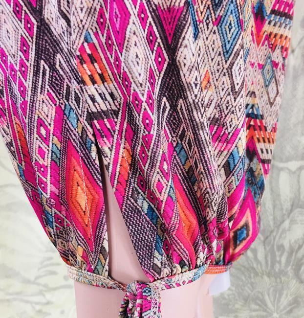 Onzie Relaxed Multicolor Baggy Pants Multi Image 5