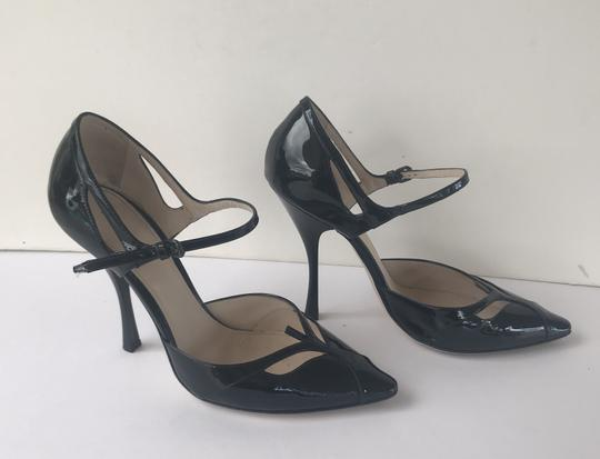 Bottega Veneta Black Pumps Image 2