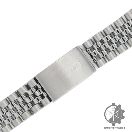 Rolex Rolex Mens Datejust 36mm Diamond Dial Diamond Bezel Jubilee Band Watch Image 4