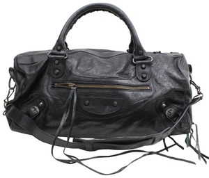 Balenciaga City Town First Editors Sunday Shoulder Bag