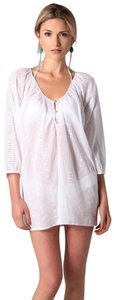Joie Eyelet Cover-up Tunic