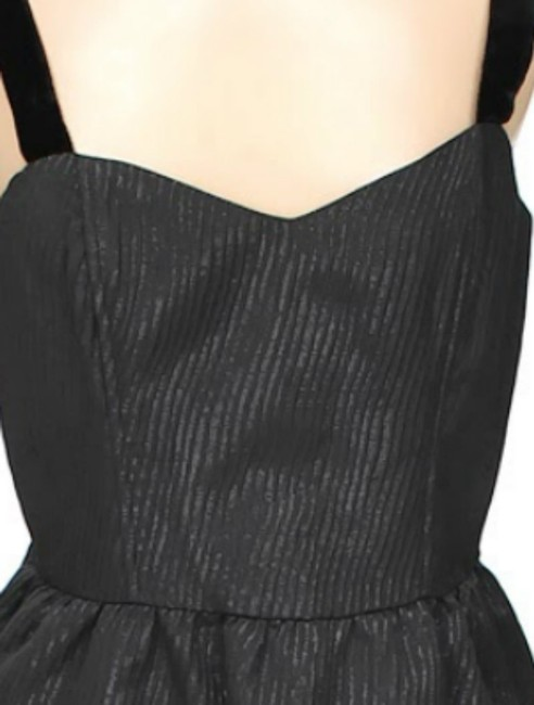 Jack Slip Zipper Party Fit And Flare Dress Image 1